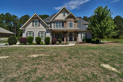 Moore County Single Family Home Active/Contingent: 30 Spearhead Drive
