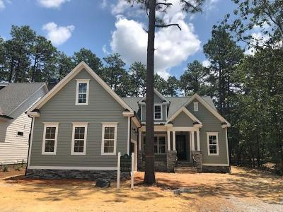 Pinehurst Single Family Home For Sale: 94 Greencastle Drive