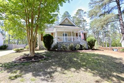 Moore County Single Family Home Active/Contingent: 14 Remington Lane
