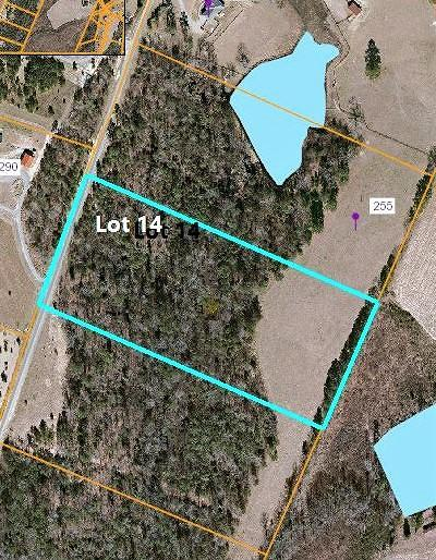 Carthage Residential Lots & Land For Sale: Denny Lane #Lot 14