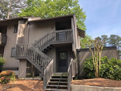 Pinehurst Condo/Townhouse Active/Contingent: 85 Pine Valley Road #38