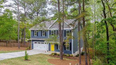 Pinehurst Single Family Home Active/Contingent: 6 Alexander Lane