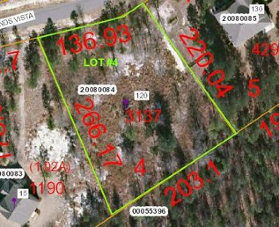 Jackson Springs Residential Lots & Land For Sale: 150 Pinelands Court