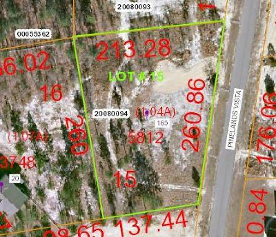 Jackson Springs Residential Lots & Land For Sale: 165 Pinelands Court