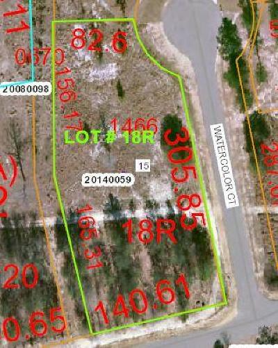 Jackson Springs Residential Lots & Land For Sale: 105 Pinelands Court