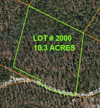 Foxfire Residential Lots & Land For Sale: 840 Tufts Vista