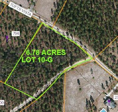 Foxfire Residential Lots & Land For Sale: 738 Tufts