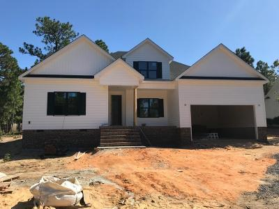 Pinehurst NC Single Family Home For Sale: $415,000