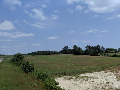 Vass Residential Lots & Land Active/Contingent: Byrd Road