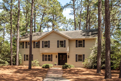 Pinehurst Single Family Home For Sale: 170 Bel Air Drive