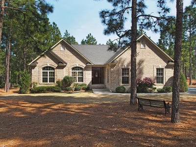 West End Single Family Home Active/Contingent: 229 Longleaf Drive
