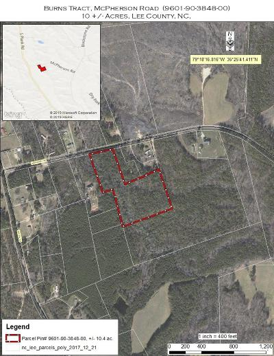 Residential Lots & Land For Sale: McPherson Road