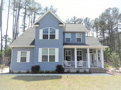 Southern Pines Single Family Home For Sale: 410 Yadkin Road