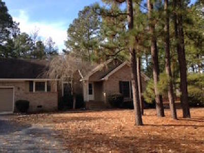 Pinehurst, Raleigh, Southern Pines Rental Leased: 4 Taylor Place