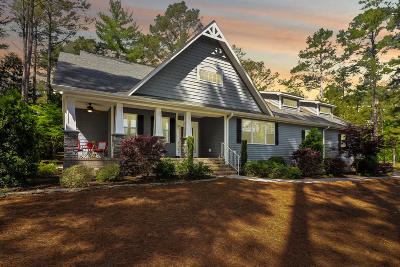 Whispering Pines Single Family Home For Sale: 875 Rays Bridge Road