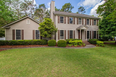 Moore County Single Family Home Active/Contingent: 175 Lone Pine Place