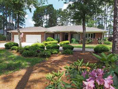 Pinehurst Single Family Home For Sale: 159 National Drive