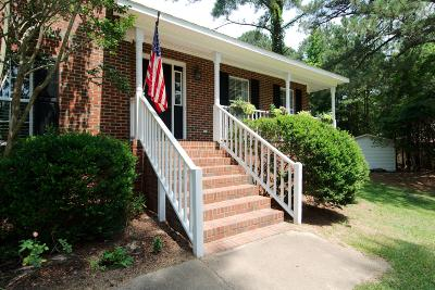 Single Family Home Active/Contingent: 5618 Quail Ridge Drive