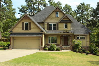 Whispering Pines Single Family Home For Sale: 117 Hammerstone Circle