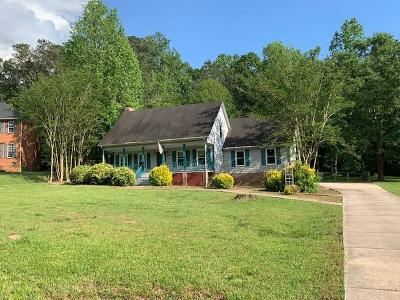 Single Family Home For Sale: 140 Highland Woods Road