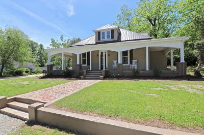 Moore County Single Family Home Active/Contingent: 508 Monroe Street
