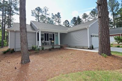 Pinehurst Single Family Home Active/Contingent: 320 Gun Club Drive