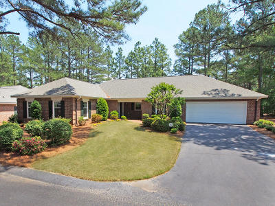 Southern Pines Condo/Townhouse For Sale: 38 Courtney Place
