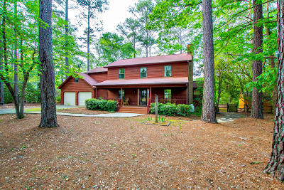Single Family Home Active/Contingent: 525 S Glenwood Trail