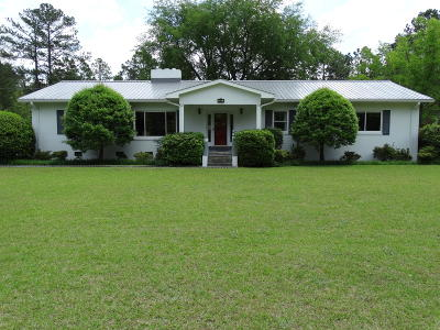 Pinebluff Single Family Home For Sale: 605 N Currant Street