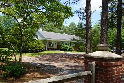 Pinebluff Single Family Home For Sale: 345 W Philadelphia Avenue