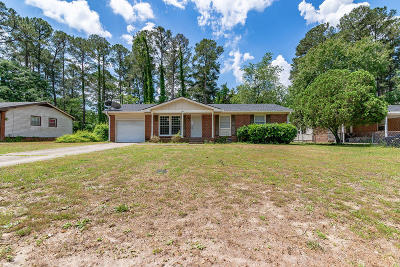 Fayetteville Single Family Home For Sale: 7262 Ryan Street