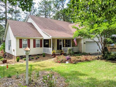 Pinehurst Single Family Home For Sale: 1680 E Longleaf Drive