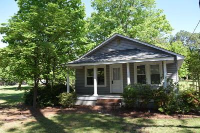 Moore County Rental For Rent: 1435 N Ridge Street