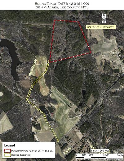 Residential Lots & Land For Sale: Avents Ferry Road