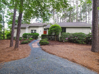 Pinewild Cc Single Family Home For Sale: 12 Whithorn Court