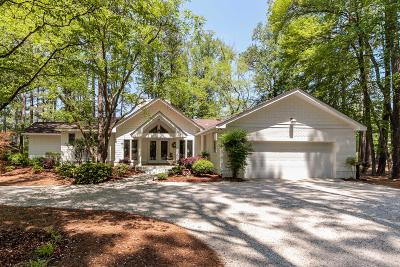 Pinehurst Single Family Home For Sale: 160 Ponte Vedra Drive