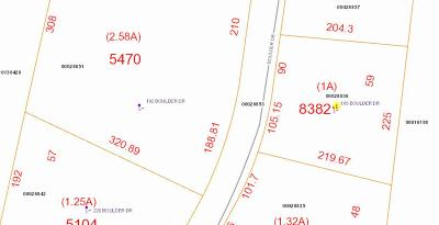 Residential Lots & Land For Sale: 195 Boulder Drive