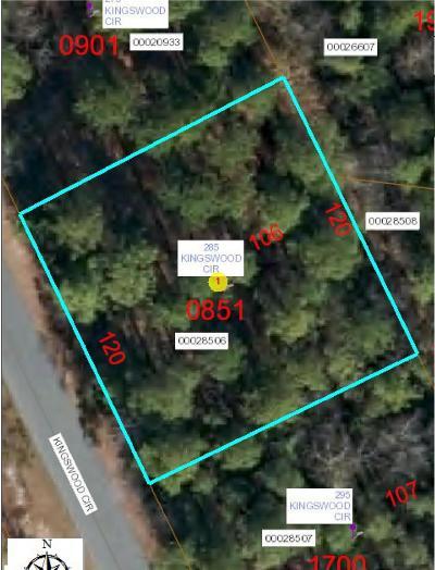 Pinehurst Residential Lots & Land For Sale: 285 Kingswood Circle