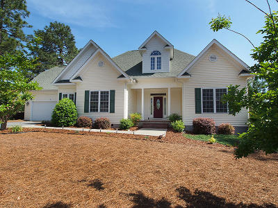 Pinehurst Single Family Home For Sale: 6 Bay Court
