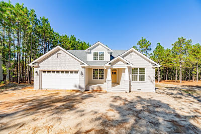 Southern Pines Single Family Home For Sale: 200 Aiken Road