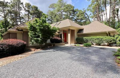 Moore County Single Family Home Active/Contingent: 125 Williams Road