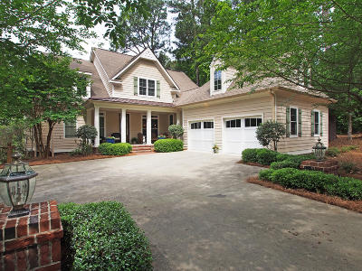 Pinehurst Single Family Home For Sale: 15 Cardinal Run