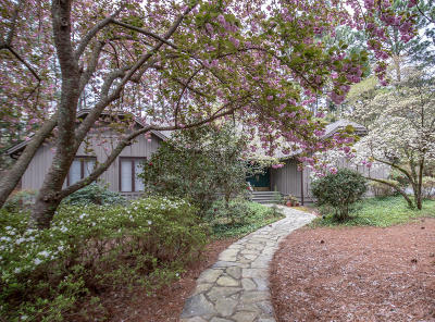 Pinehurst Single Family Home Active/Contingent: 265 Quail Run