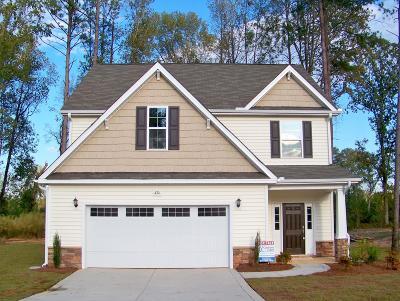 Vass Single Family Home For Sale: 430 Lancaster Drive