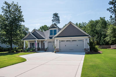 Whispering Pines Single Family Home Active/Contingent: 231 Brightleaf Drive