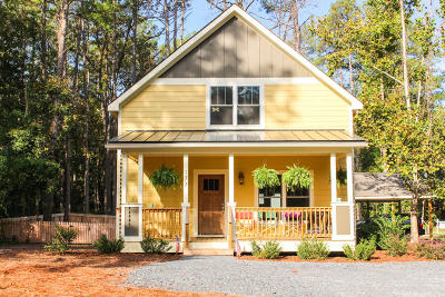 Southern Pines Single Family Home For Sale: 177 Boiling Spring Circle