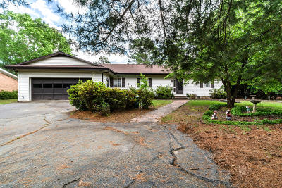 Whispering Pines Single Family Home Active/Contingent: 19 Par Drive