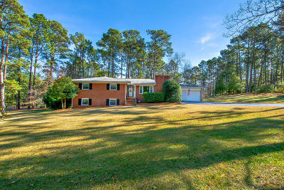 Southern Pines Single Family Home For Sale: 101 Selkirk Trail