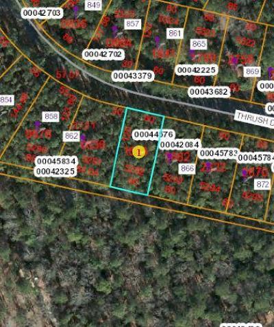 Vass Residential Lots & Land For Sale: 864 Thrush Drive