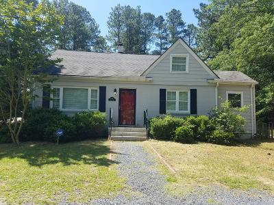Moore County Rental For Rent: 4033 Youngs Road